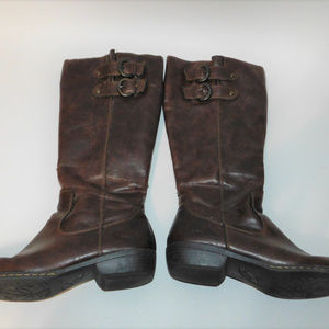 b o c Tall Brown Boots size 7 1/2